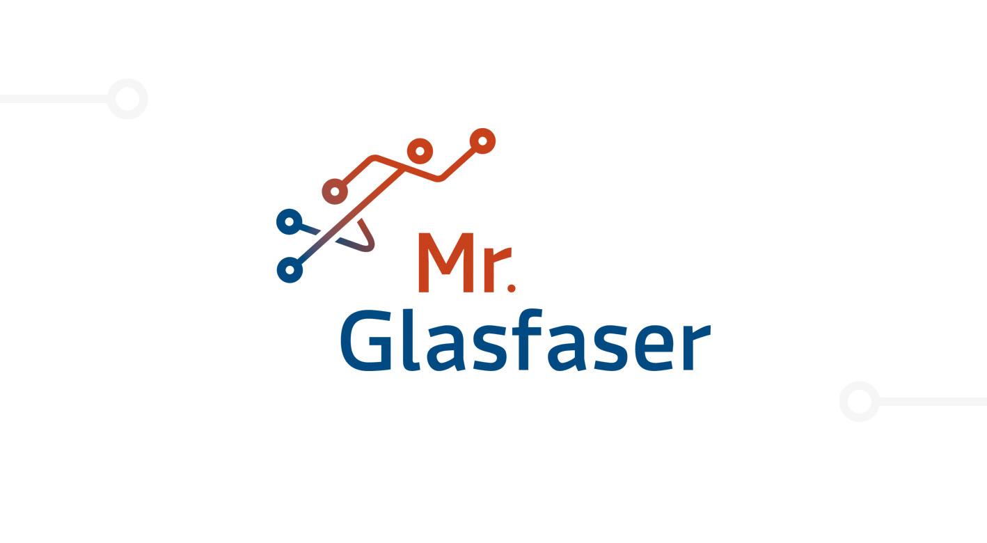 Logo Mr. Glasfaser